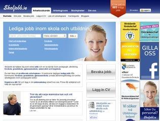 Skoljobb.se